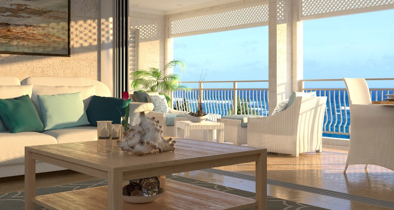 Artist's Impression of The Crane Private Residences
