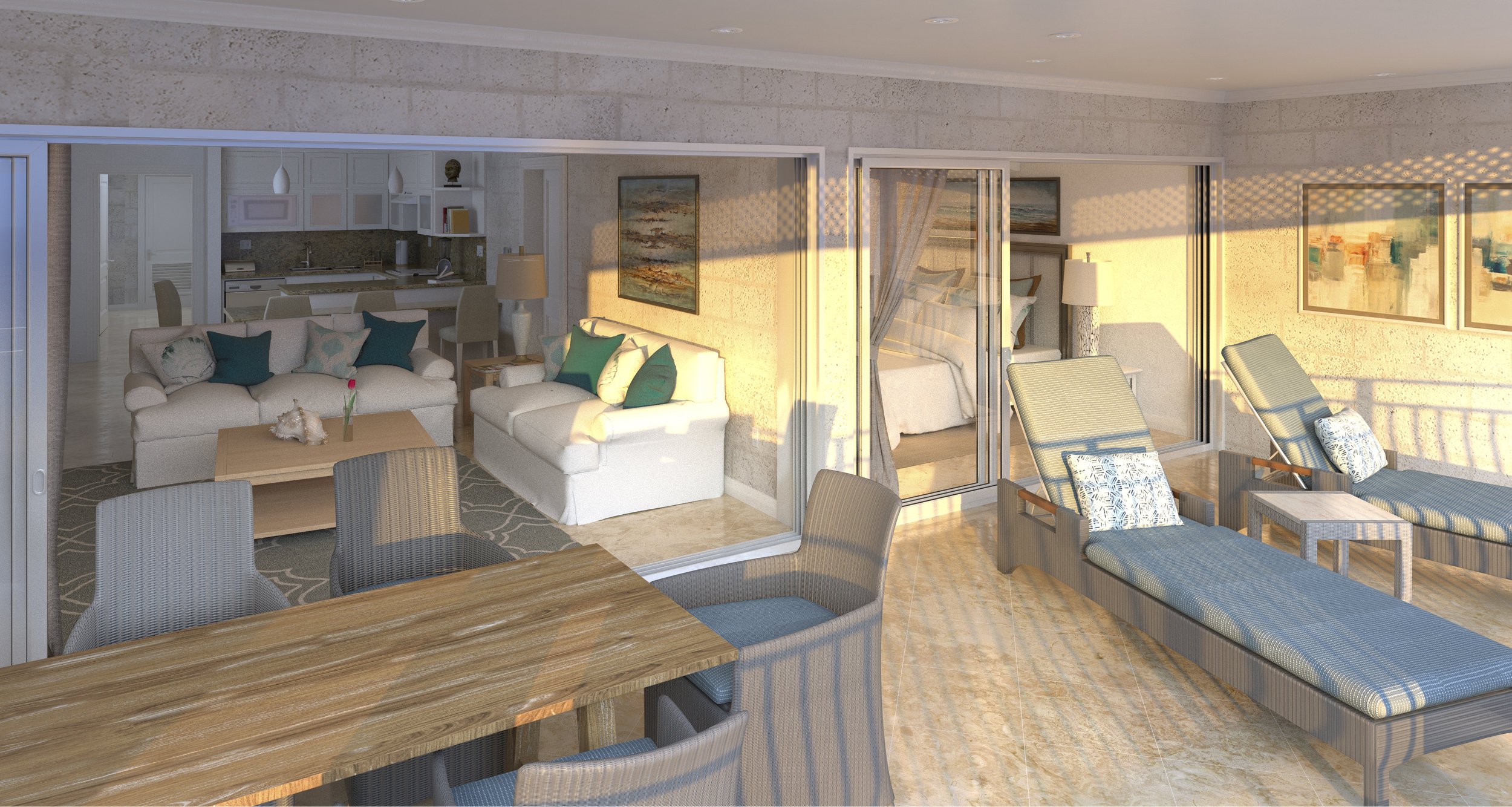 Artist Impression of The Crane Private Residences