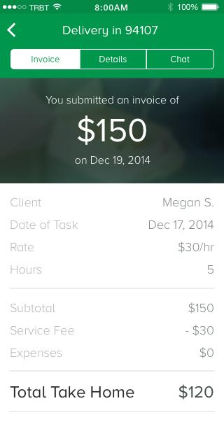 Christopher Lam — TaskRabbit Tasker Experience