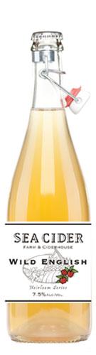 Sea Cider Wild English