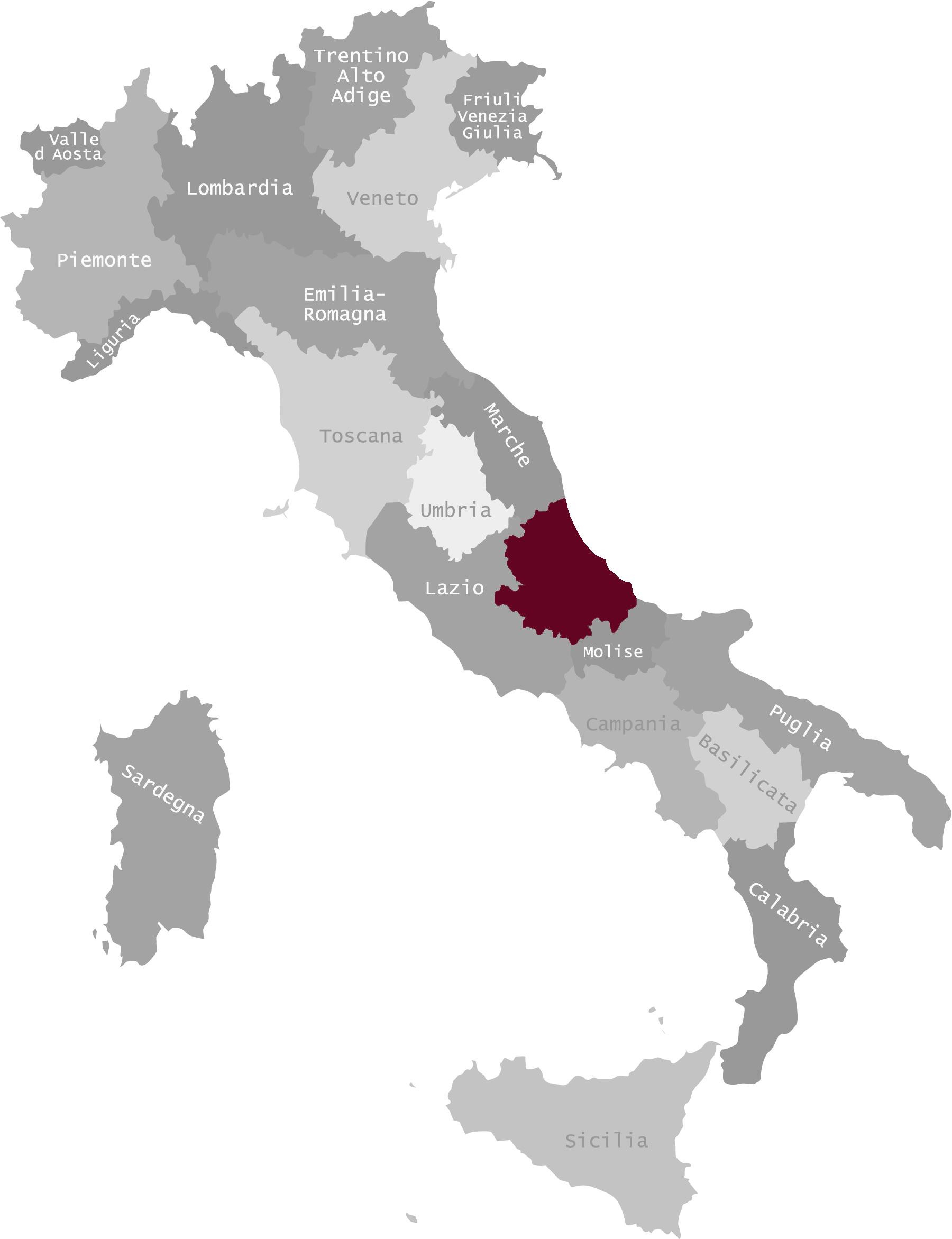Campania, Itally