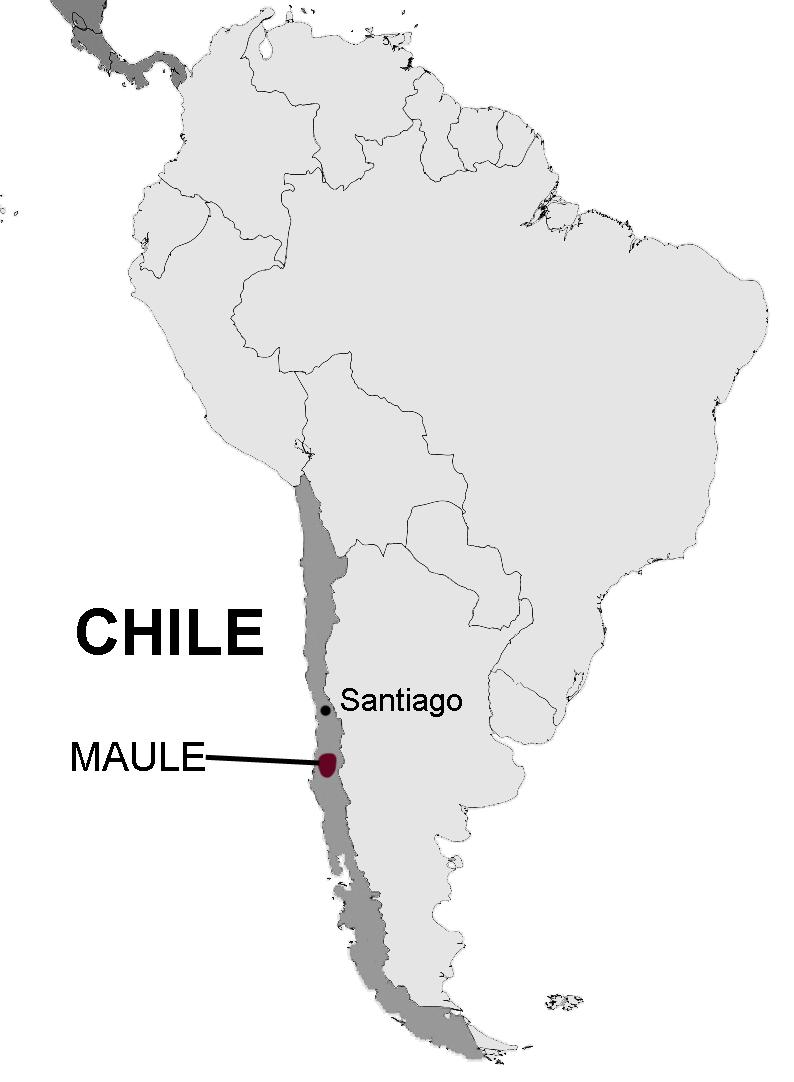 Maule, Chile