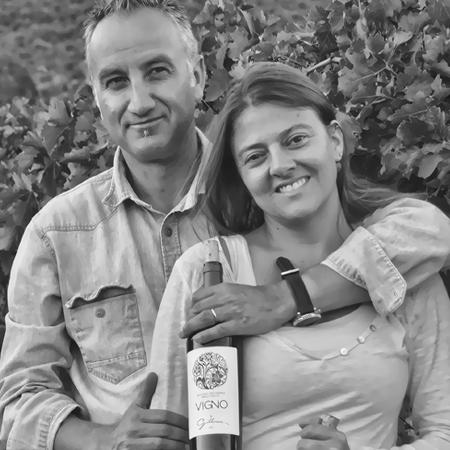 Andrés Sanchez and Daniella Gillmore