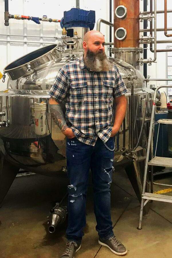 Owner & Distiller Rob Gugin