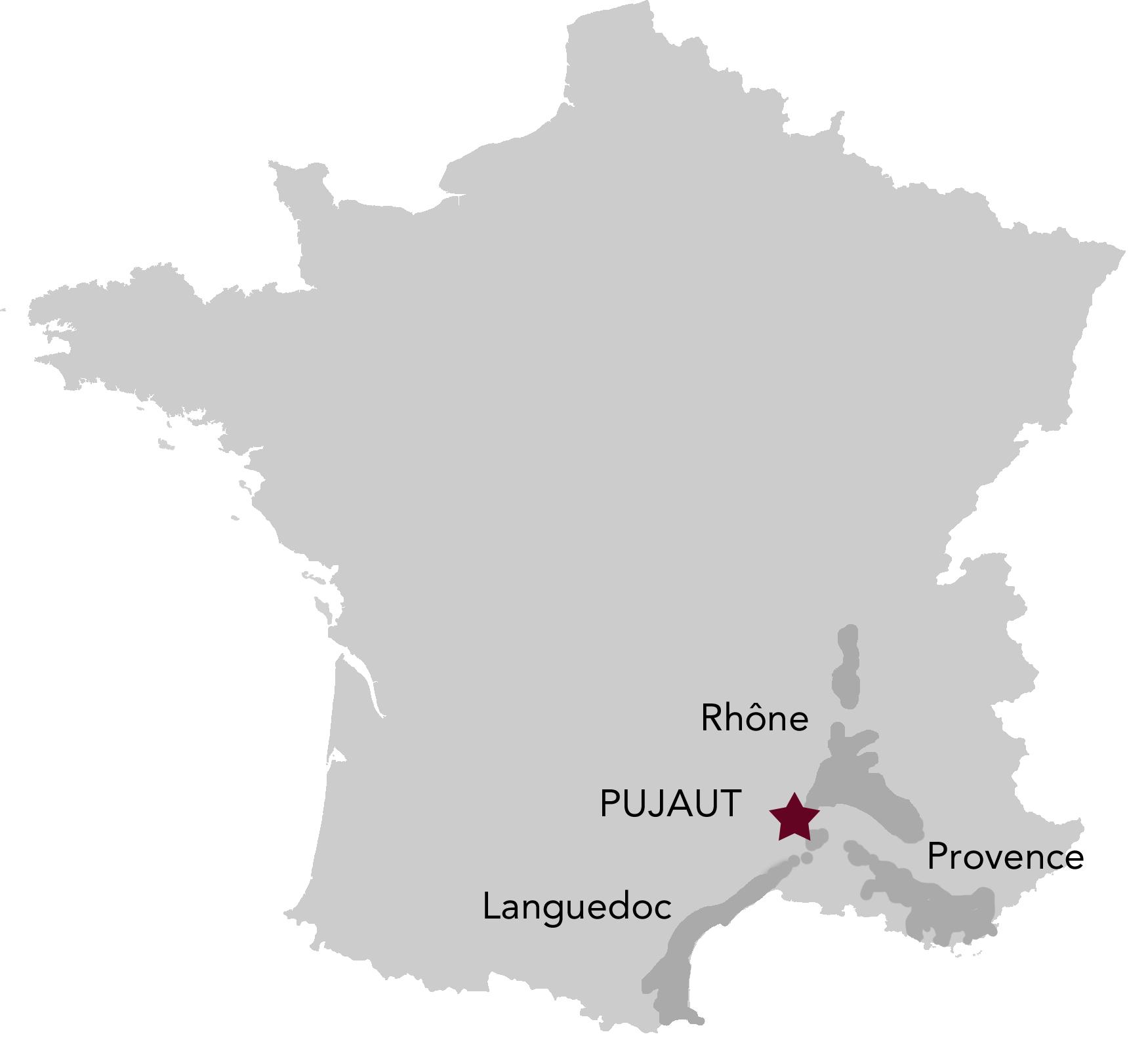 Pujaut, France