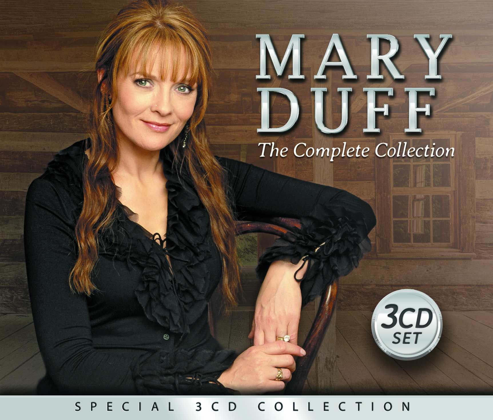 This superb collection features 57 songs from many genres and shows Marys ability to cross over from Country to Folk to Pop with ease. It is the angelic voice of Mary Duff plus the choice of material that she records that has made her such a success. The collection features such favourites as Rose Garden, 57'Chevrolet, Crazy, Stand By Your Man, Yellow Roses, Amazing Grace and many more…    Available from  www.irishcountrymusic.shop  and leading music outlets ….