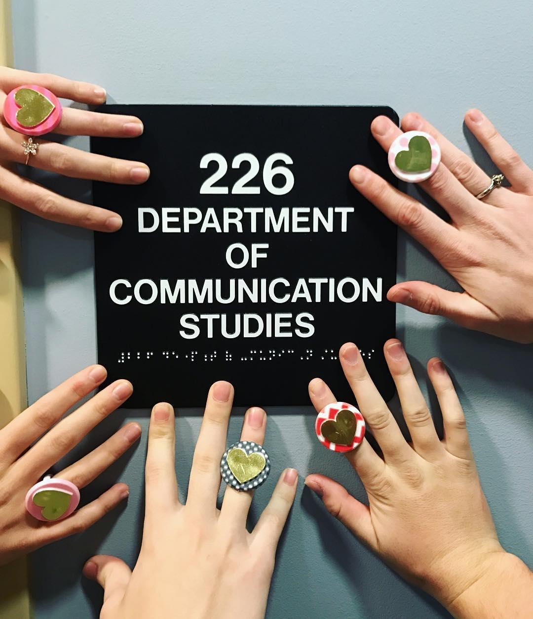 UNCW Department of Communication Studies