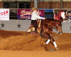 Shiney Enterprise  is a 2008 sorrel mare by Smart And Shiney out of My Royal Enterprise.  An earner of $72,924 , among her accolades are NRBC Non Pro Classic Reserve Champion, NRHA Derby Non Pro multiple top five, and AQHYA Intermediate World Champion. Her oldest foal was born in 2013.