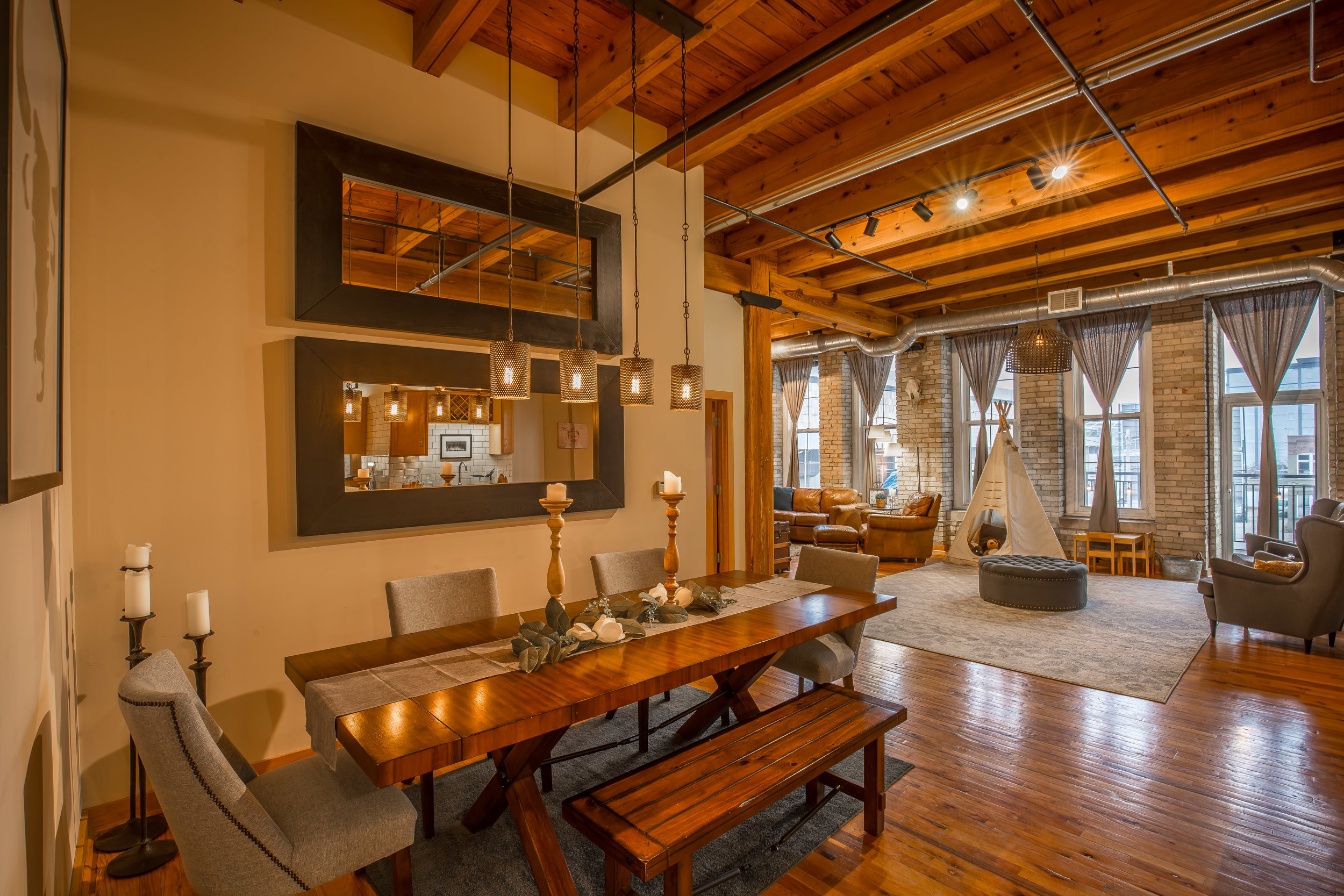 For a Showing  - 413 N 2nd St Unit 60 Milwaukee, WisconsinCall Chris Kramer-Nesbitt for a private showing if you can't attend: 262 893 7044  Click:Experience the 360 walk-through