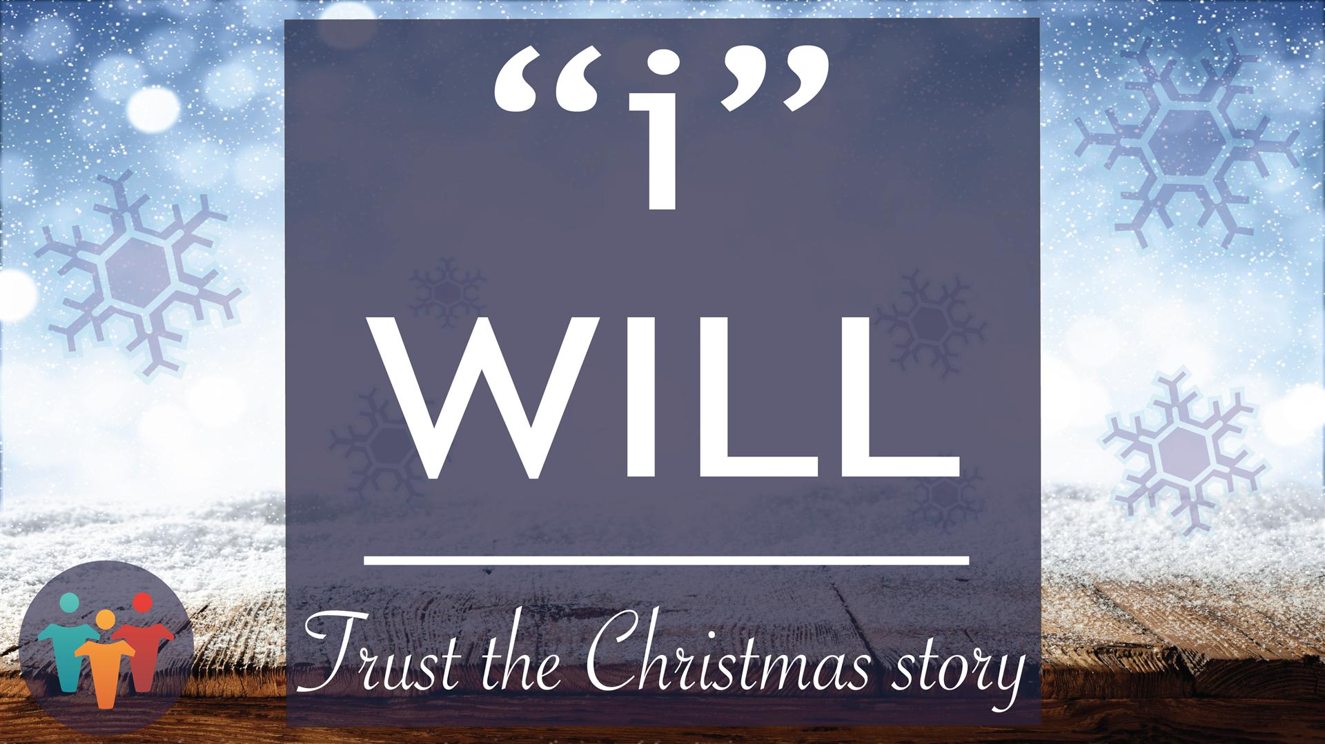 New Christmas Series Starting....