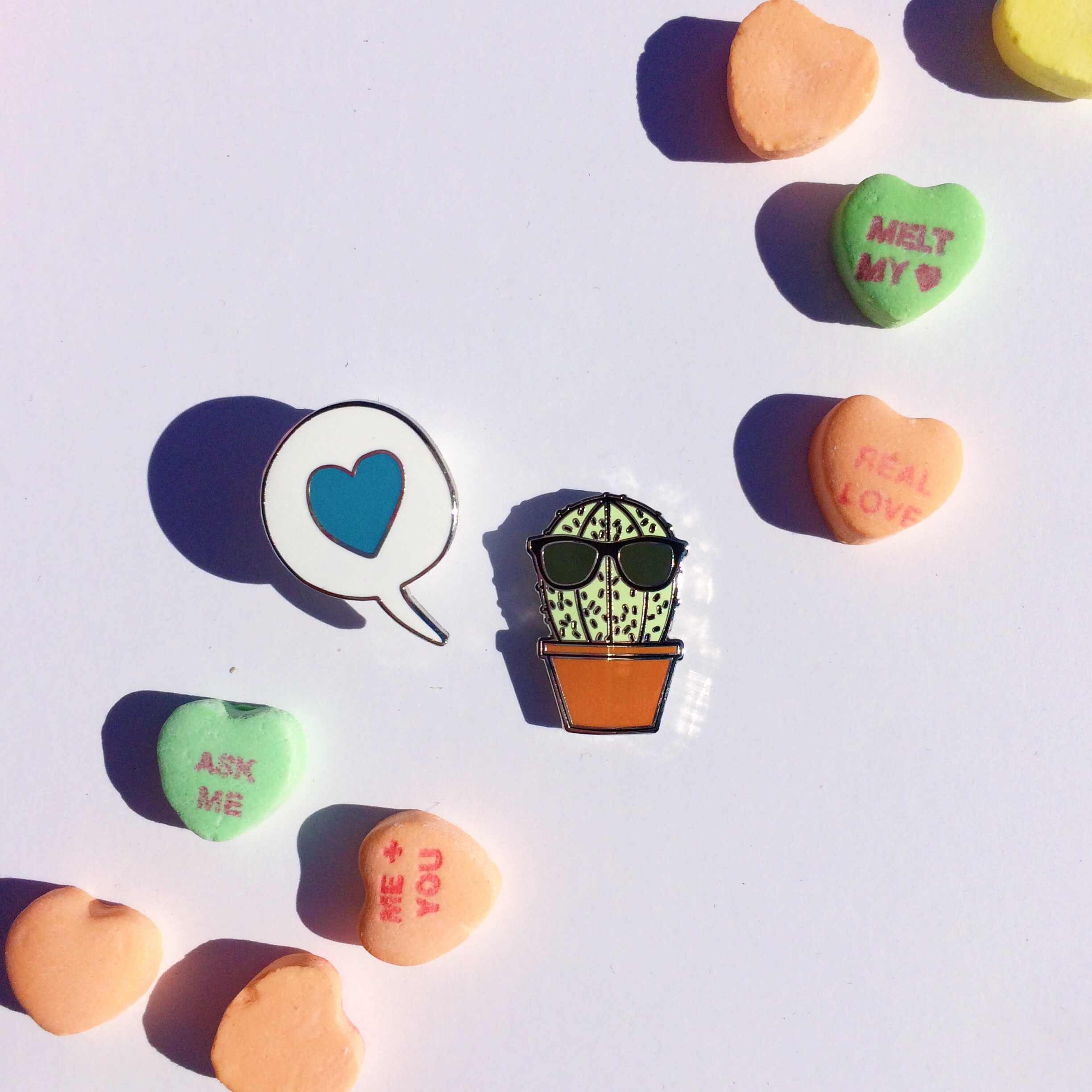 Prick Pins - Candy Series