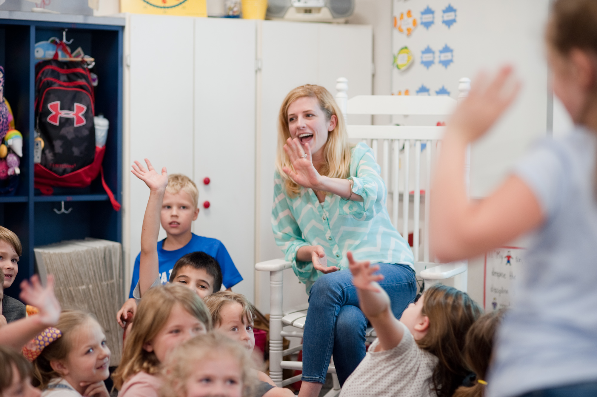 School Visits - Laura is often known to hop into schools where she shares her love of reading and writing with children of all ages.Click here for more information.