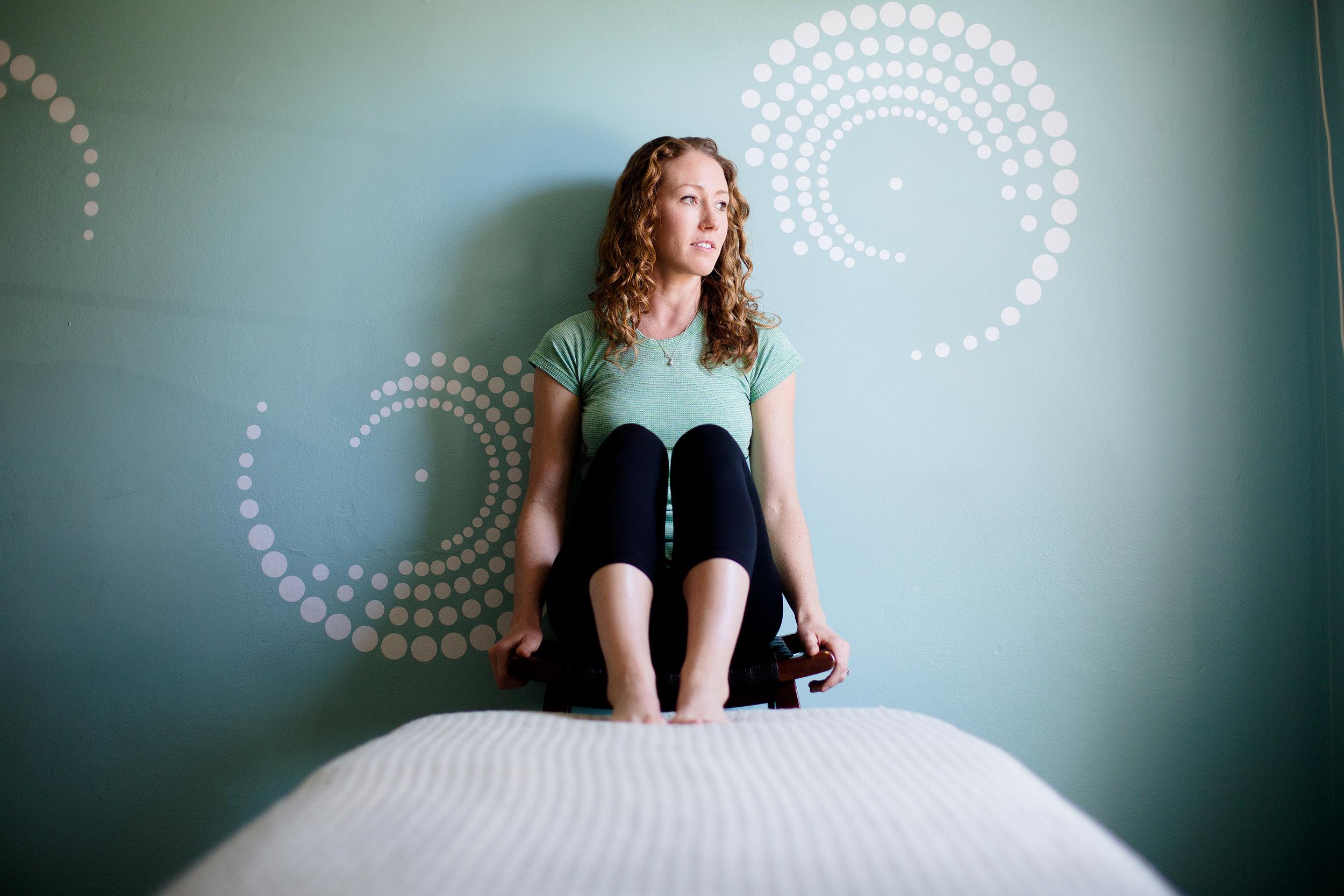 Kaylie sanders, CMT