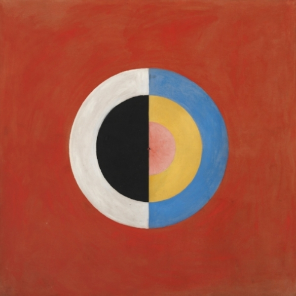 from the   Svanen (Swan)   series by Hilma af Klint, 1914-1915