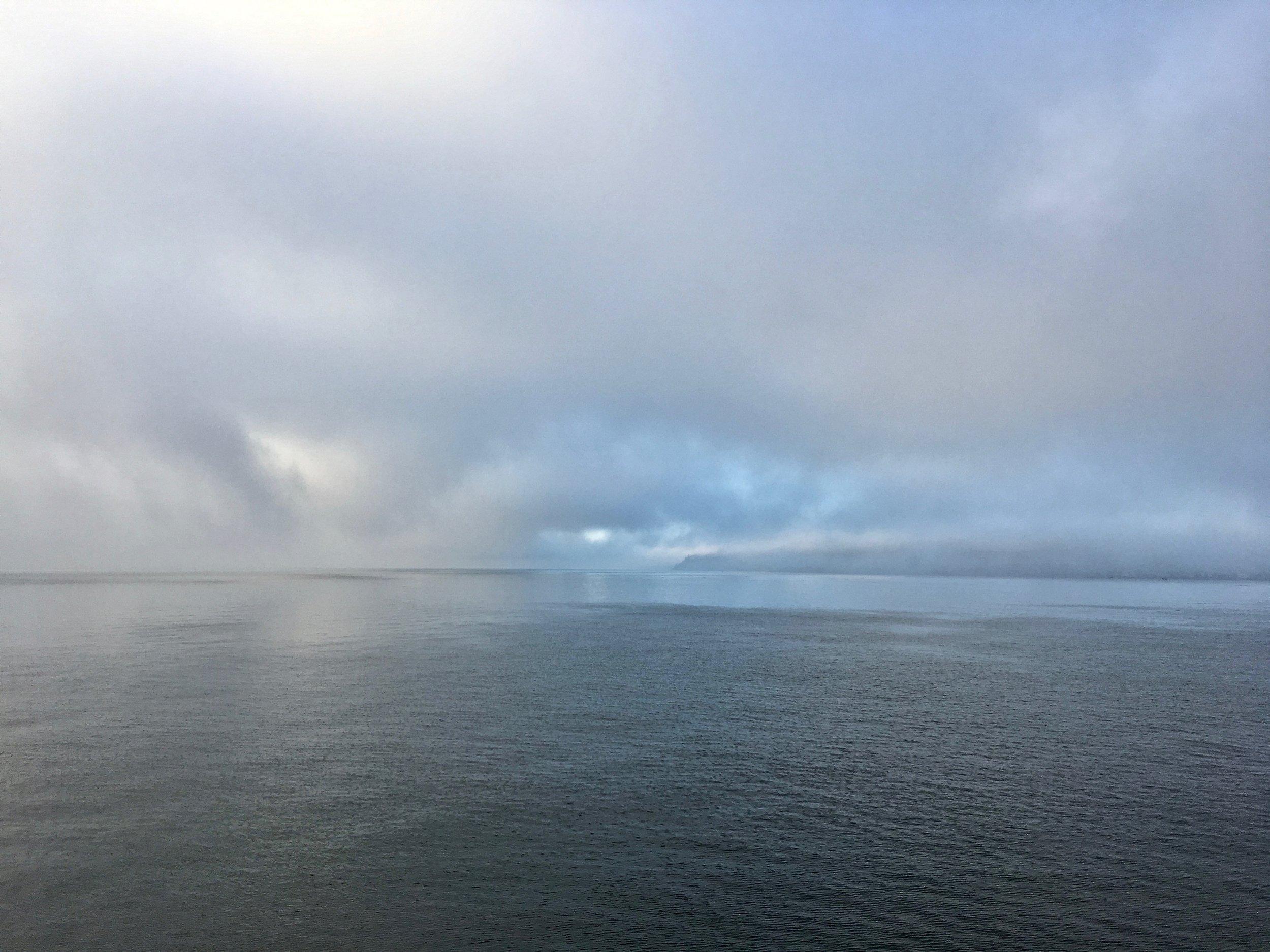 The Salish Sea in Winter - January 2019
