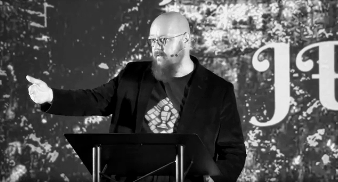 Rev Frank Hart is Pastor of NewChurch in Katy, Texas.