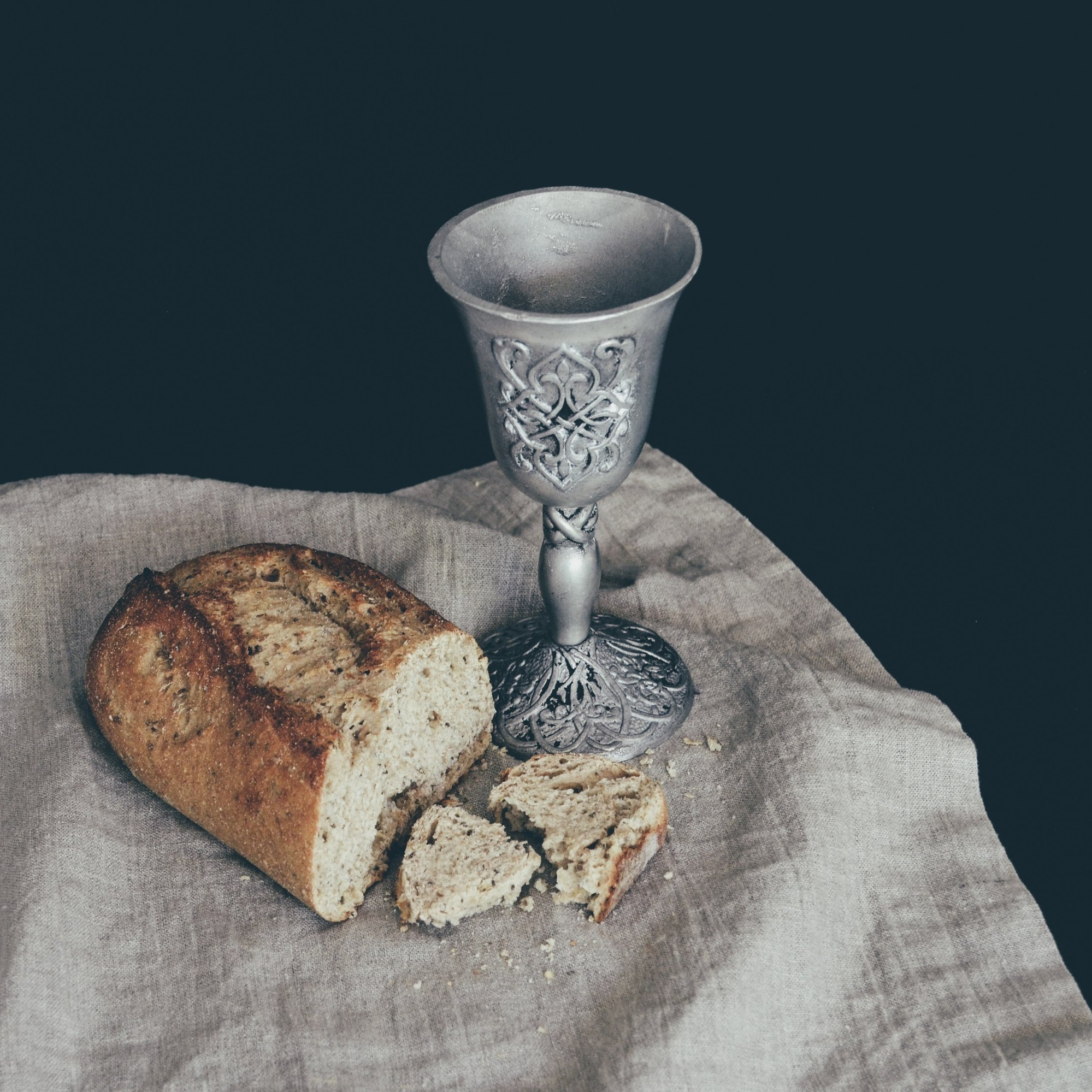 - The Lords' Supper.