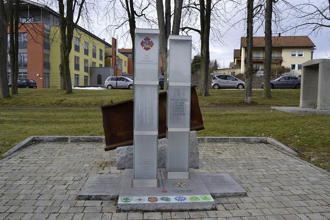 Oberviechtach 9/11 Memorial - Oberviechtach, Bavaria