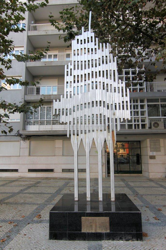 Lisbon 9/11 Memorial - Lisbon, Lisboa Region