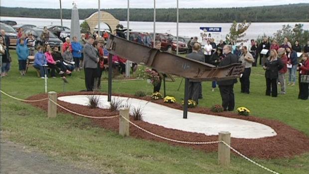Appleton 9/11 Memorial - Appleton, Newfoundland and Labrador, Canada