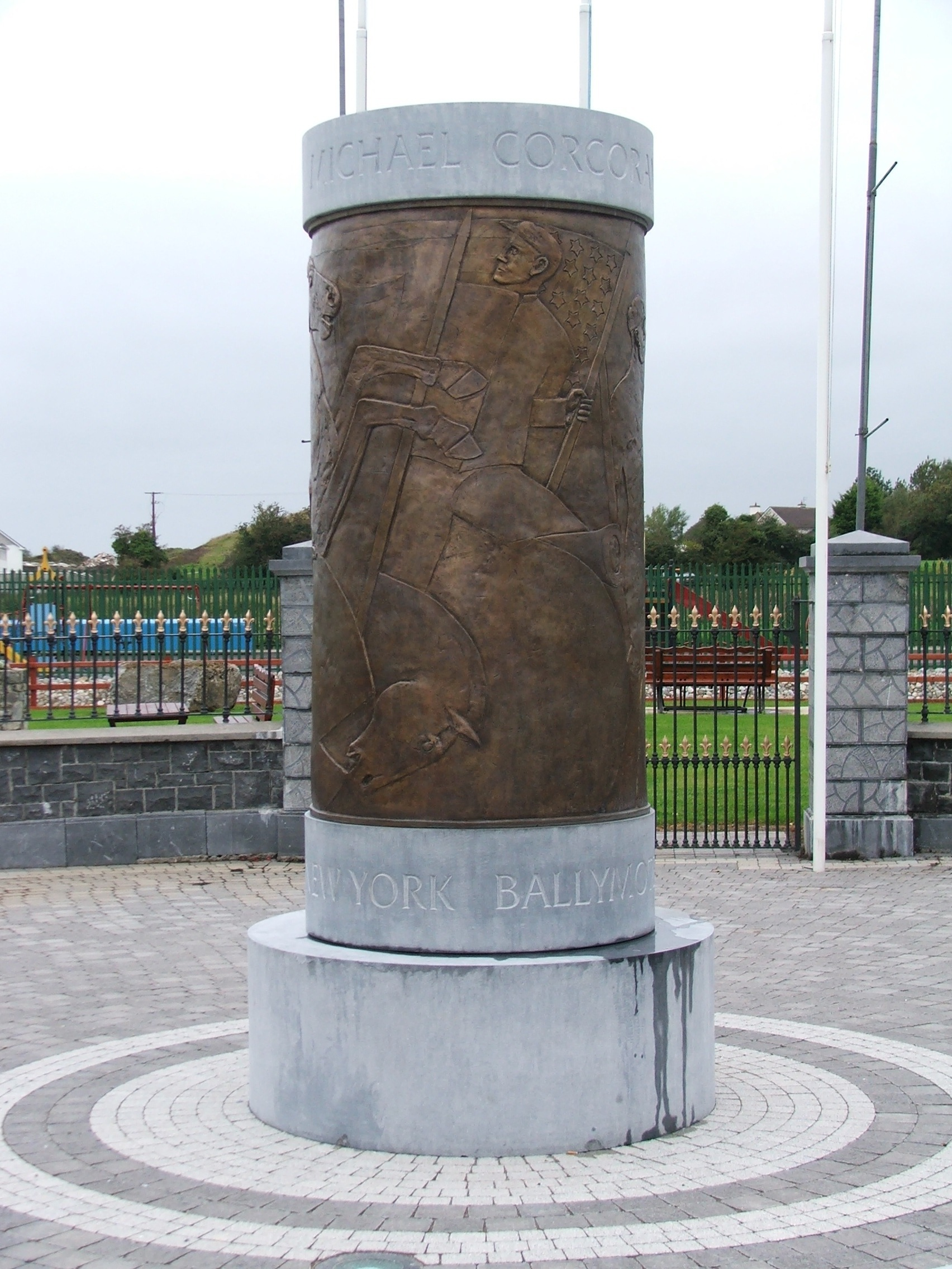 National Memorial to the Fighting 69th - Ballymote, County Sligo, Ireland