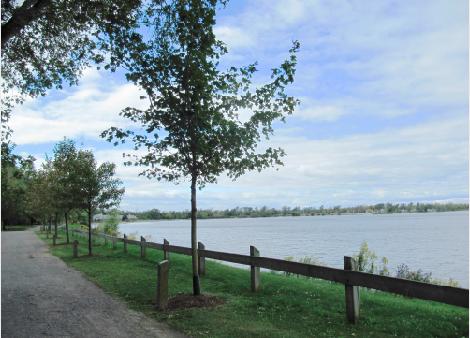 9/11 Memorial Walk - St. Catharine's, Ontario, Canada