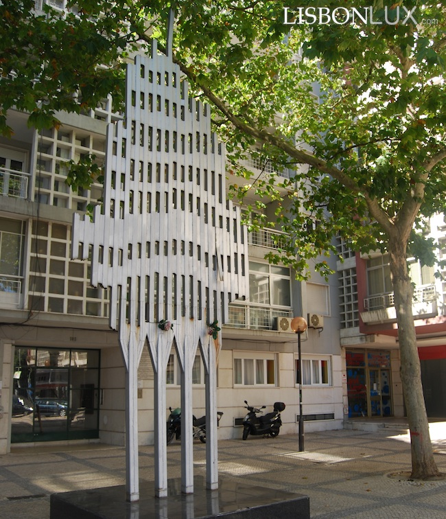 Lisbon 9/11 Memorial - Lisbon, Portugal
