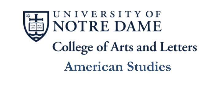 university of notre dame american studies