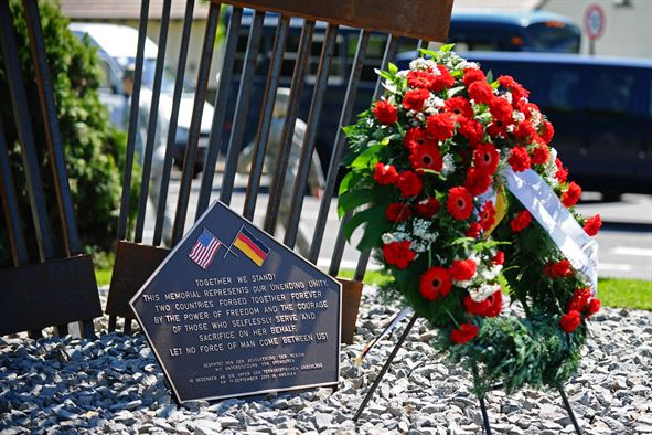 United States Spangdahlem Air Base Memorial- Spangdahlem, Germany