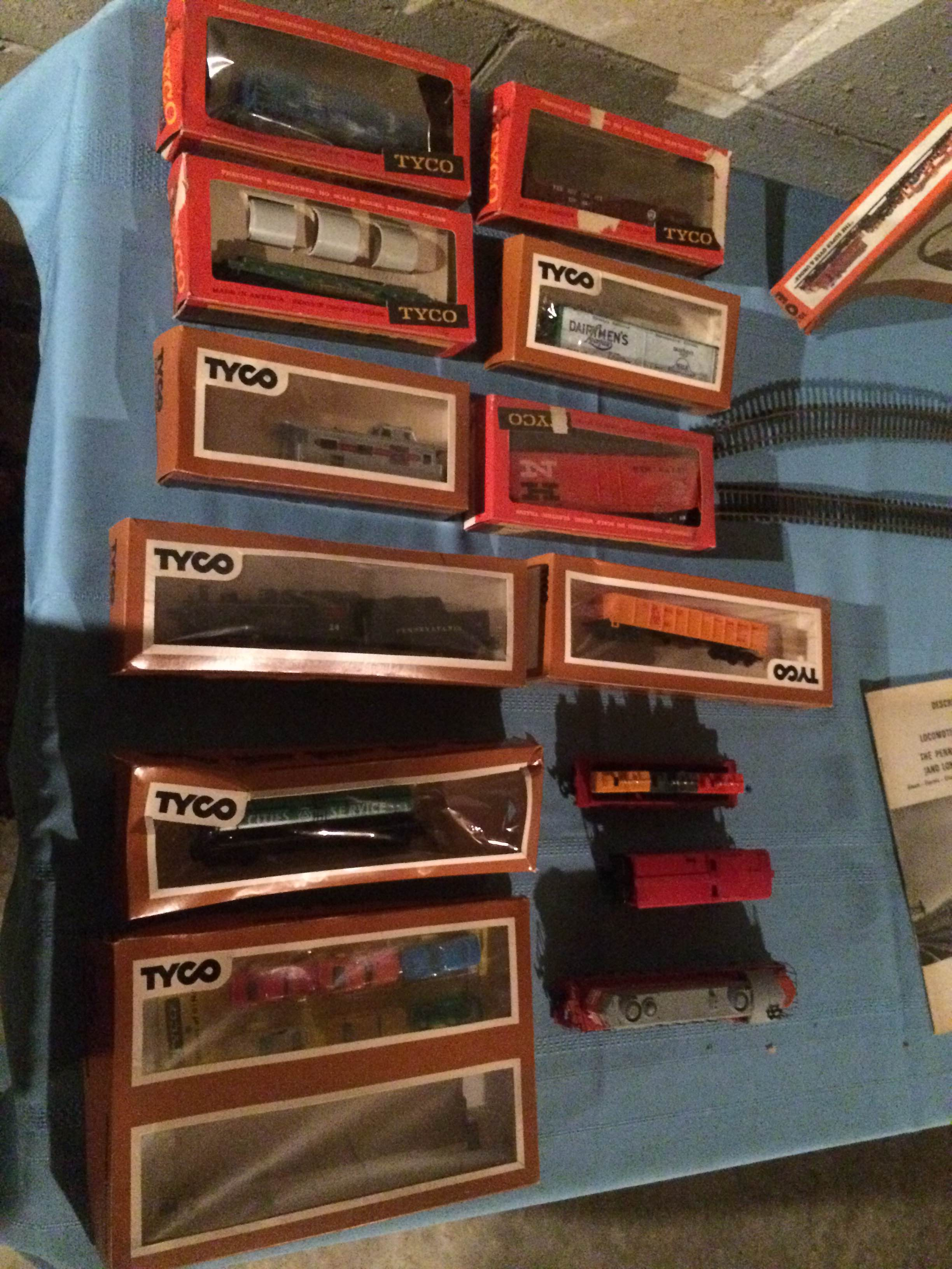 pittsburgh estate sale antique trains.JPG