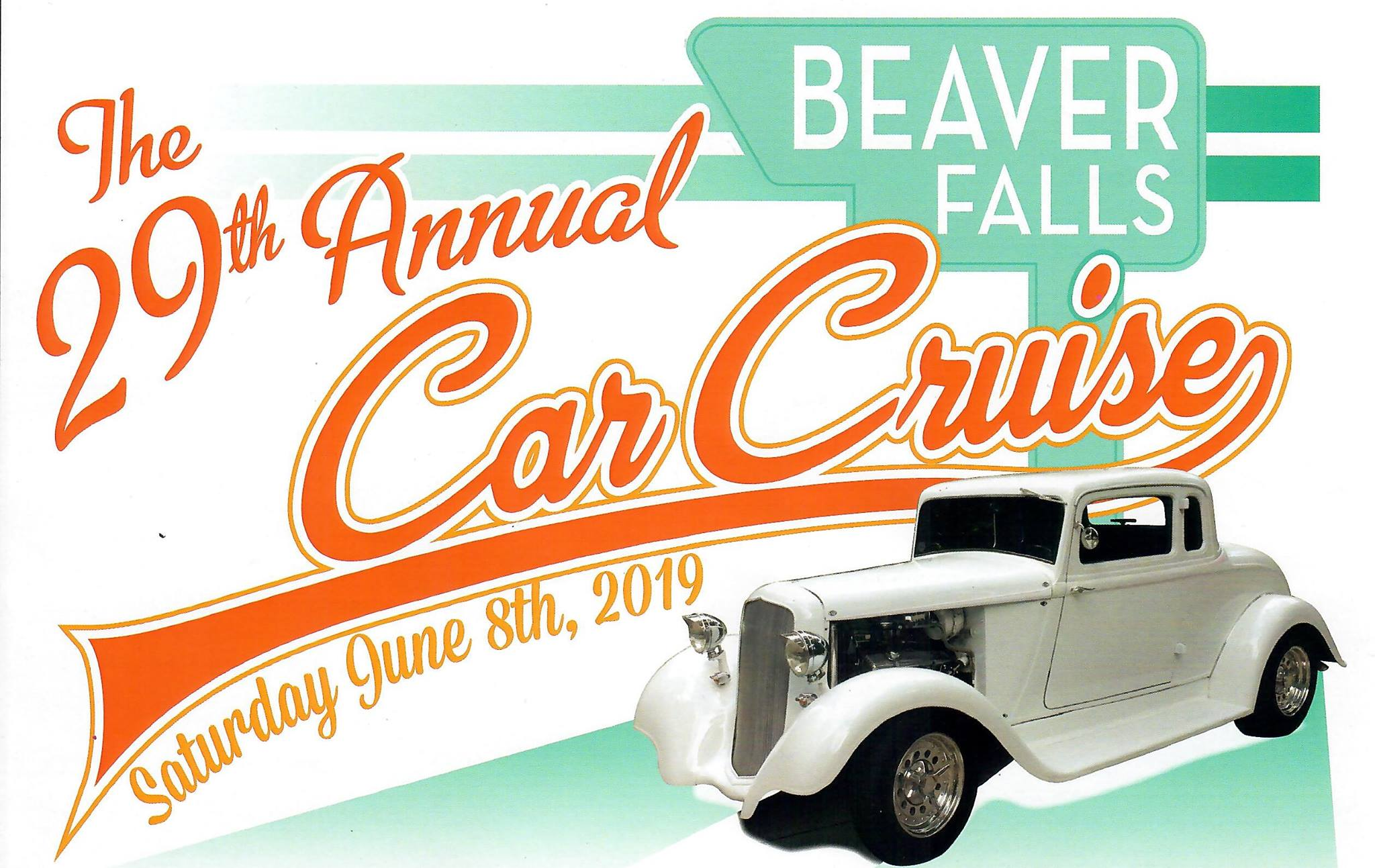 Hutch & Home is a proud sponsor of the 2019 Beaver Falls Car Cruise!