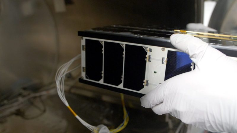 Orbital Micro Systems, NanoAvionics Partner for Weather Satellite Launch - Published on December 3rd, 2018 in Via SatelliteOrbital Micro Systems (OMS) is partnering with NanoAvionics, a developer of nanosatellite bus and subsystem technologies, to conduct a rideshare mission to fly one of OMS' miniaturized passive microwave sensors. The mission will utilize the NanoAvionics M6P 6U satellite bus.