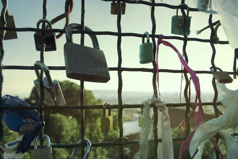 Lock Gate, Park Güell, Barcelona, Spain
