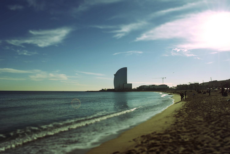 Hotel Vela, Barcelona, Spain