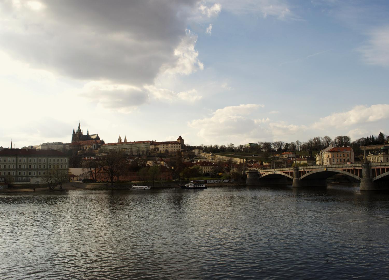 Vltava, Prague, Czech Republic