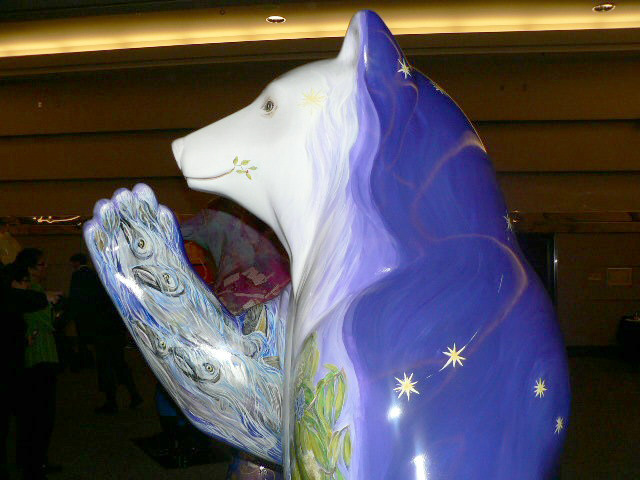 Ursa Madre (mother bear)