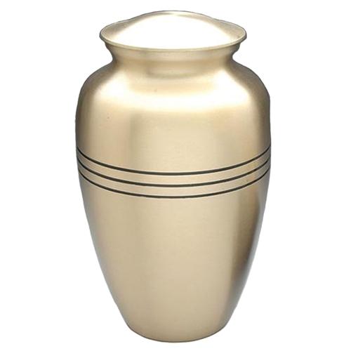 Classic Gold Urn $295.00