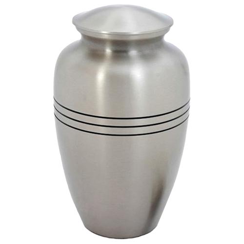 Classic Pewter Urn $295.00