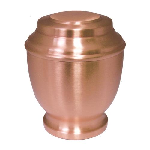 Spun Copper Urn $125.00