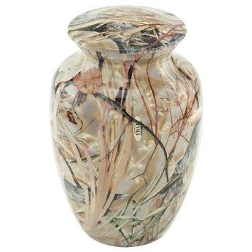 Camouflage Urn $395.00