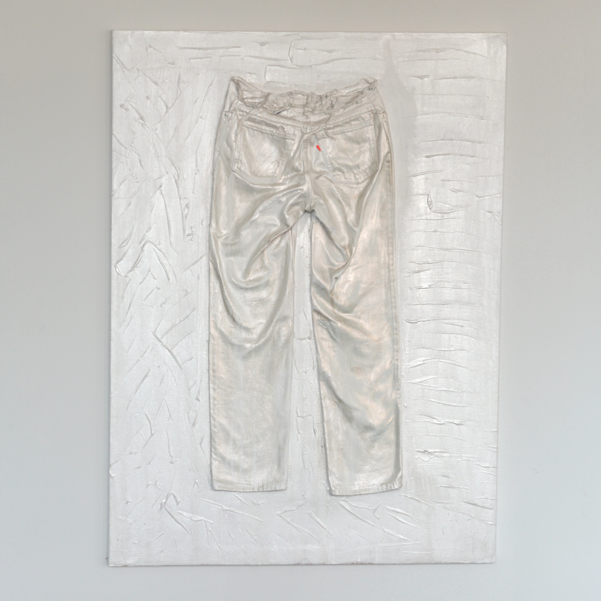 """Title : """"Die Hose""""   Size : 38"""" by 52""""   Price :   IN : MO_043"""