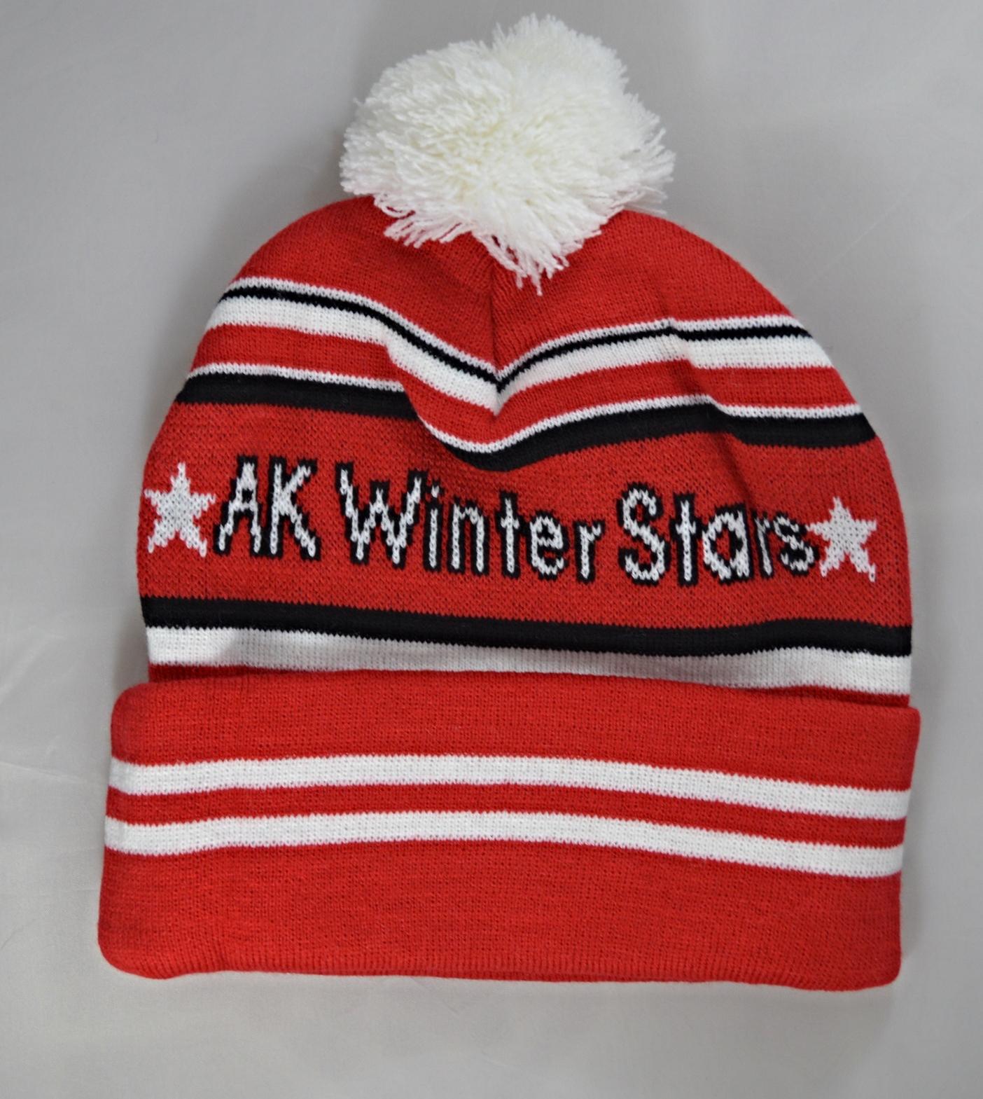 Alaska Winter Stars Beanie