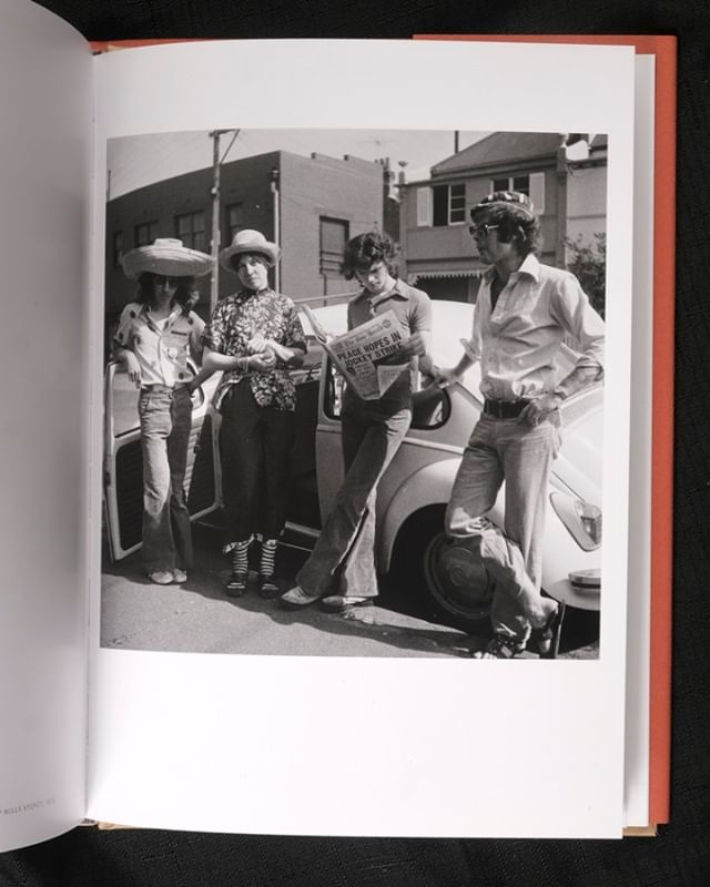 'Rodney & Friends, Collins st, Surry Hills, Sydney, 1973' Photo by Colin Abbott from the book 'Waiting Under Southern Skies' Launching this Thursday 29 at @magnetgalleries  6:30 - 8:30pm in the @thedistrictdocklands  Come and hear Colin talk about his photography adventures and have a chat as well. Book for sale on the night for a special price of $44 (normally $55) and signed. - - - - - #photography #magnetgalleriesmelbourne #melbourne #photonetfineartprinting #photo #gallery #art #thedistrictdocklands #thedocklands #docklands #book #booklaunch #australia #historic #history