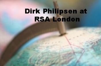 Dirk Philipsen at RSA London