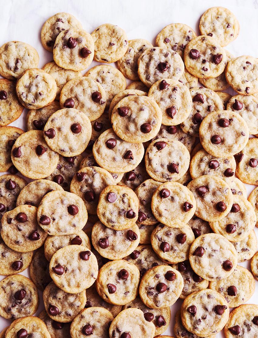 Mini Chocolate Chip Cookies Recipe