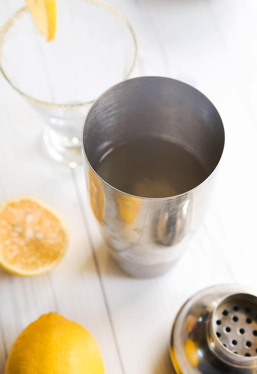 Lemon Drop Cocktail Recipe