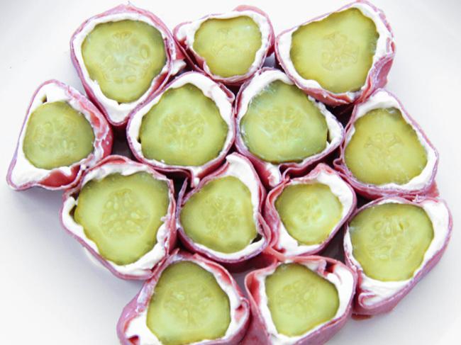 Pickle Rollups