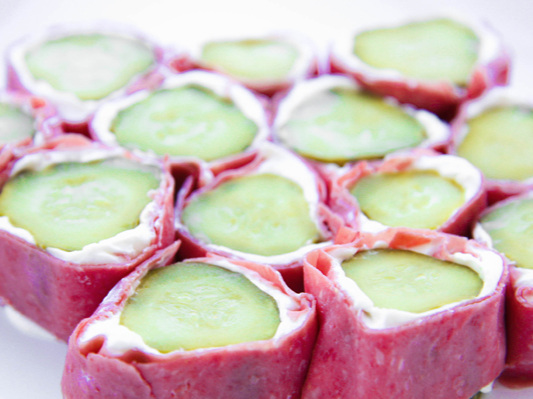 Pickle Rollups Recipe