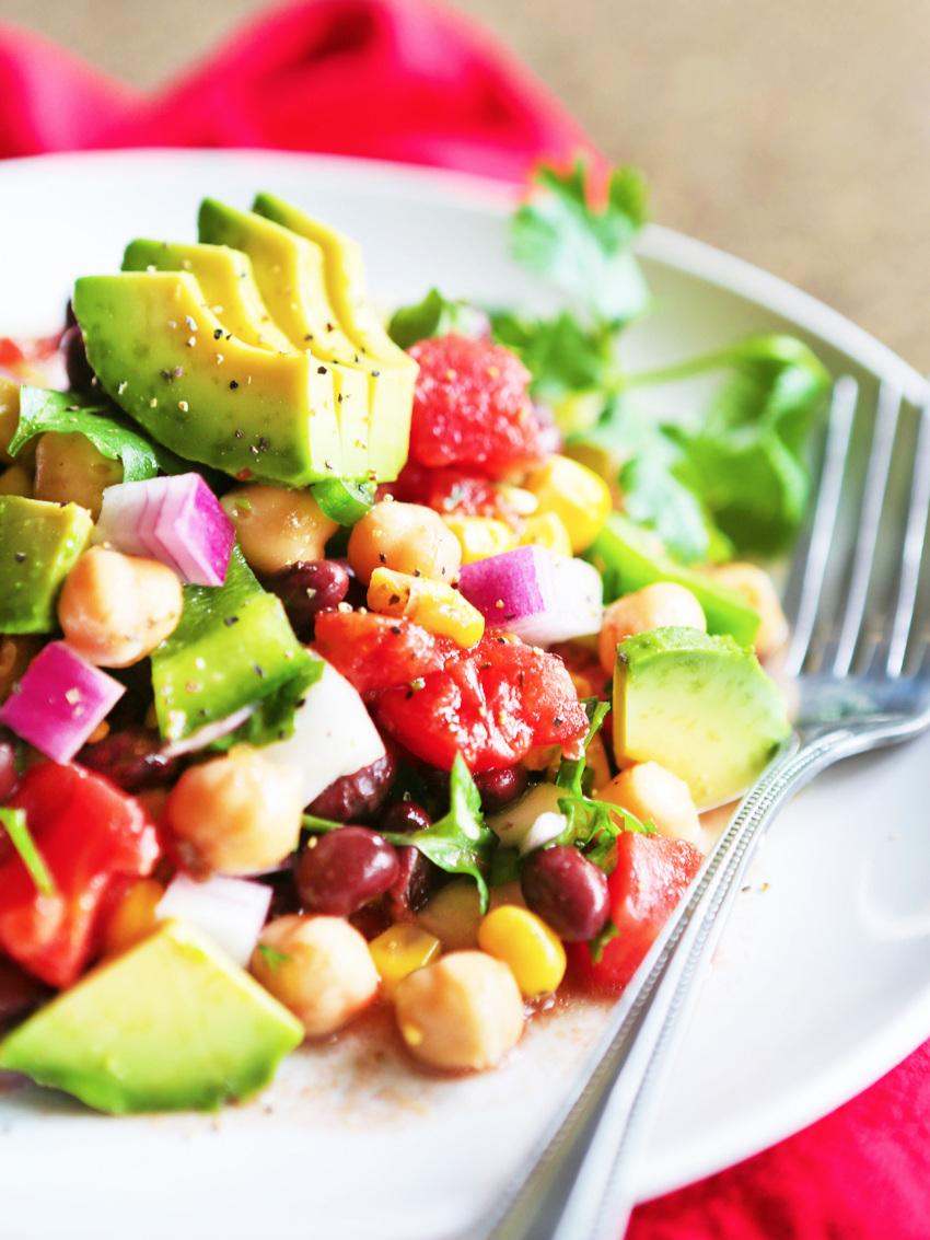 Best+Vegetable+Salad