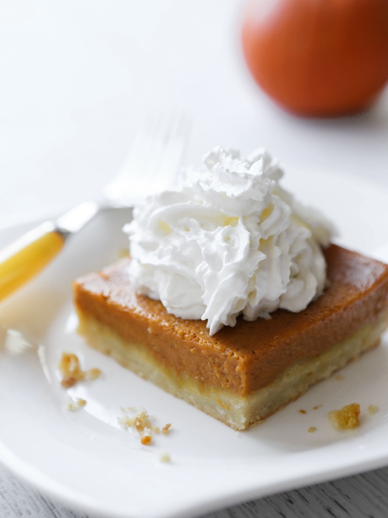 best pumpkin pie bars